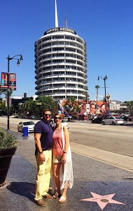 Capital Records Hollywood Tour